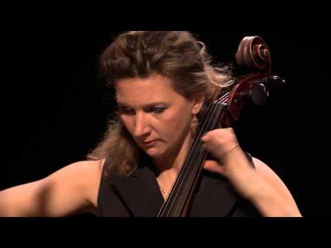 Manuel de Falla 'Jota' live // Ophélie Gaillard, cello