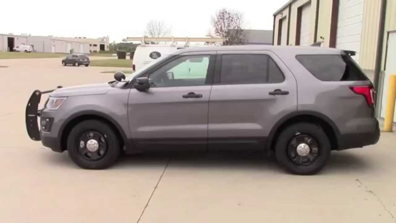 2016 Ford Police Utility ~ New Miami Police Dept. (Ohio ...