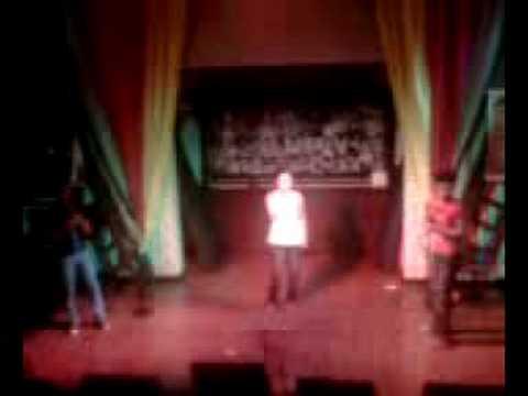 surigao rose serna live performing in library manila