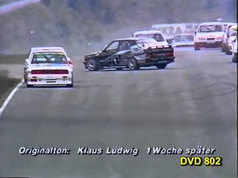 DTM 1989 Trailer (DVD 802)