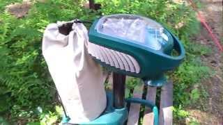 Ловушка-уничтожитель комаров Mosquito Magnet. Эффективность