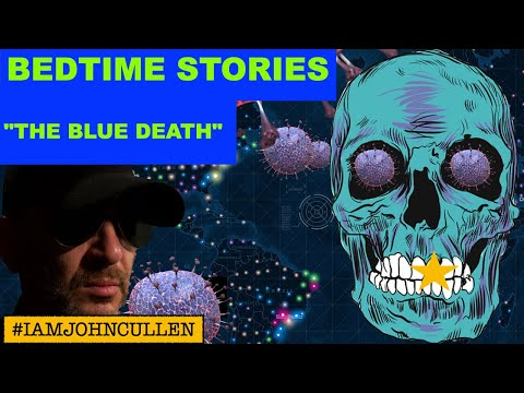 "Bedtime Stories:  ""The Blue Death"" from Johns Hopkins School of Public Health"