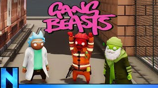 GANG BEASTS Is Back & Better Than Ever!