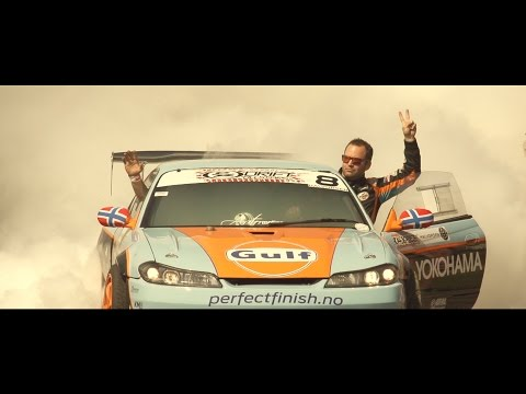 #RIGABABY Drift Allstars 2014 (Round 4: Latvia) Latvian Drift GP