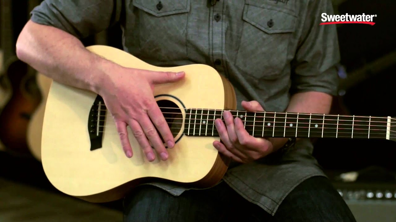 taylor guitars baby taylor acoustic electric guitar overview by sweetwater sound youtube. Black Bedroom Furniture Sets. Home Design Ideas