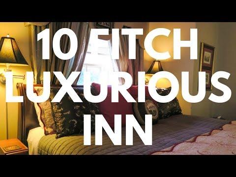 The 10 Fitch Luxurious Romantic Inn In Auburn, New York