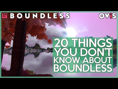 20 Things You DON'T Know About Boundless! (2018) Boundless Gameplay
