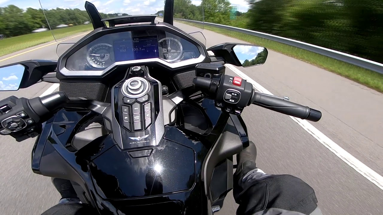 Honda Of Hickory >> Hickory Happy: Highway Review of my 2019 Honda Gold Wing ...