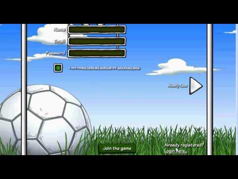How to register on Soccer Stars Online Game