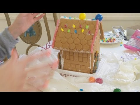 Part 2 Gingerbread House