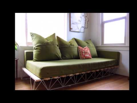 Elegant Sofa DIY Bed Decoration Ideas