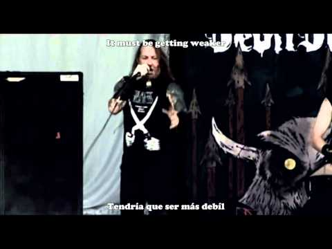 DEVILDRIVER-HOLD BACK THE DAY subtitulos en español - lyrics.mp4