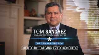Tom Sanchez for Congress Ad