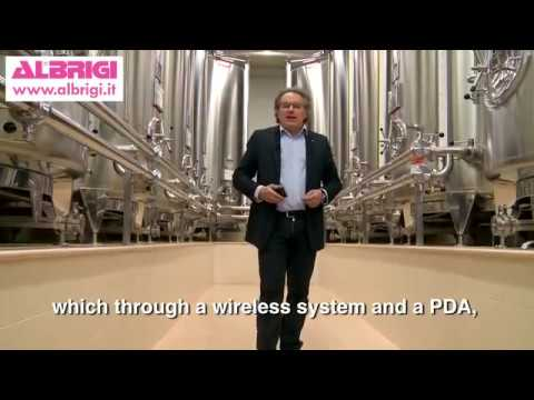 Great Oil With Albrigi Technologies - Gianni Salvagno's Oil Mill ∙ Albrigi