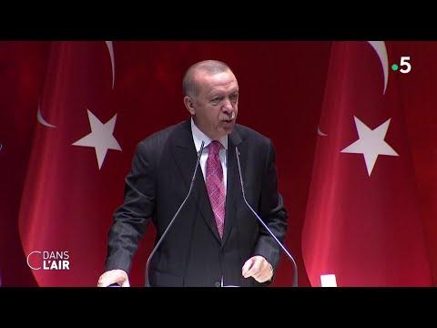 La Turquie doit-elle rester dans l'Otan ? - Reportage #cdanslair 14.09.2020
