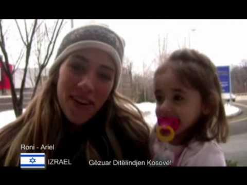 Kosovo greetings group 3 - Albanian subtitles.wmv
