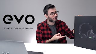 EVO Start Recording Bundle Unboxing & First Look!