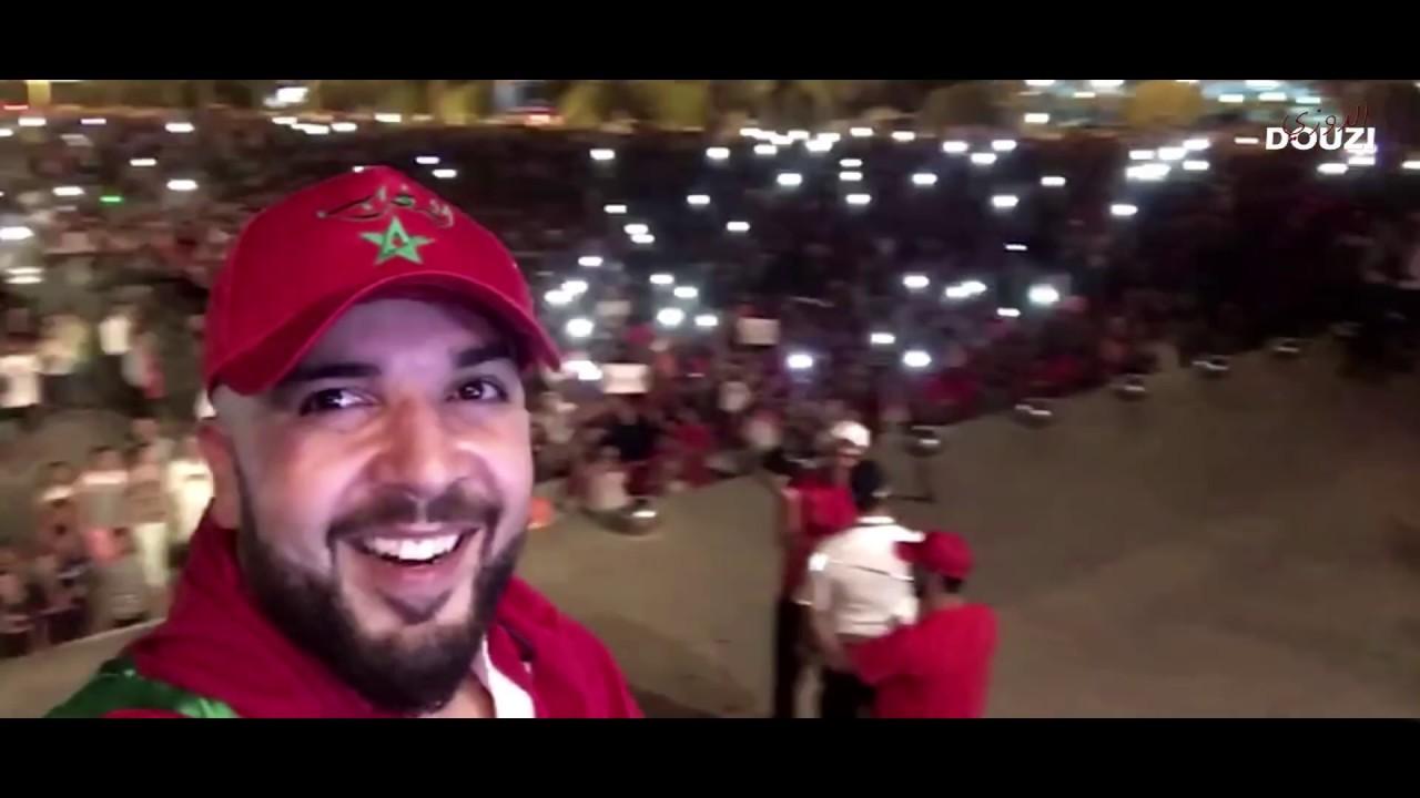 Douzi - Live Concert Fête de Trône (Oujda 2016) | الدوزي - حفلة عيد العرش بوجدة