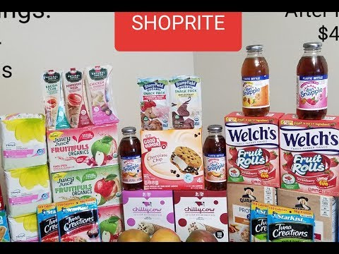 SHOPRITE COUPONING JUNE 2019 – Lots Of Savings!!!! #extremecouponing #WLNLW