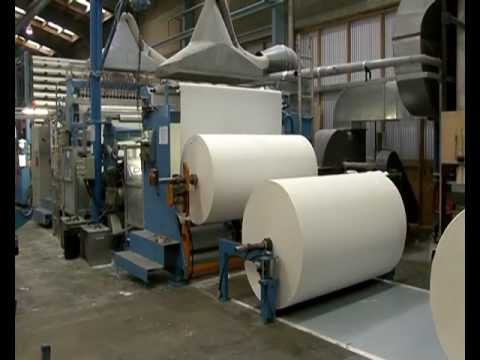 MANUFACTURE THIS: Toilet Paper