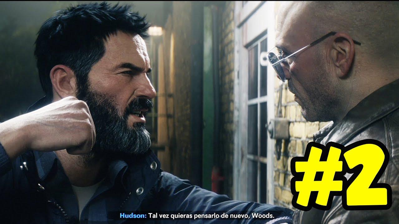 Call of Duty Black Ops Cold War - 2020 - Parte 2 - En español latino - 1080p 60fps - Sin Comentarios