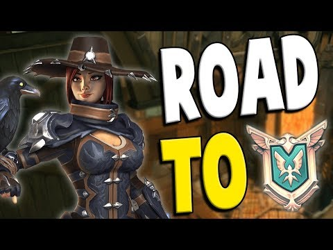 Ranked Cassie: INSANE MATCH | Road To Master #10