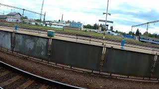 30. Надьканижа. Венгрия. Вокзал.(, 2016-09-12T14:26:37.000Z)