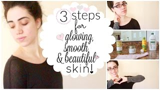 Ladylike Charm: Your Elegant Skin Care Guide - Just 3 Simple Steps!
