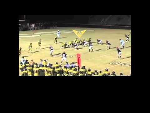 Thomas Jackson Southwest Dekalb High School Highlight Reel