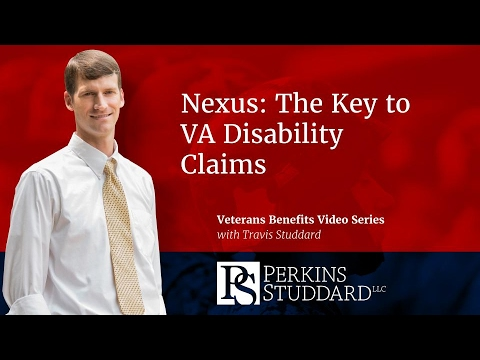 Nexus: The Key to VA Disability Claims