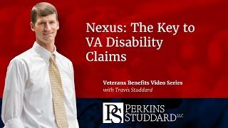 Nexus: The Key to VA Disability Claims