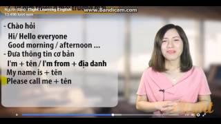 CÁCH GIỚI THIỆU BẢN THÂN BẰNG TIẾNG ANH - Learning English With Me