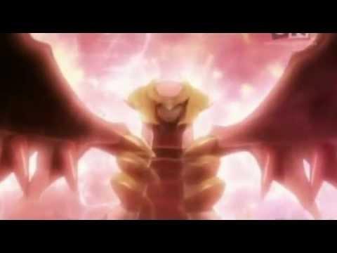 Pokemon Movie 12- Epic Battle - Dialga - palkia - giratina - arceus