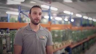 Arbeiten bei Coop - Elektriker Mehmet Usalir stellt sich vor