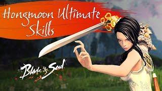 Blade & Soul: Level 55 Hongmoon Ultimate Skills Video