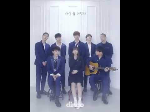 BTOB - 그리워하다 (Missing You) with Hand Sign Language DINGO LIVE 171111