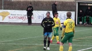 29.04.17 IFK Mariehamn P 02  - Ilves/Keltainen -  Halvlek 1