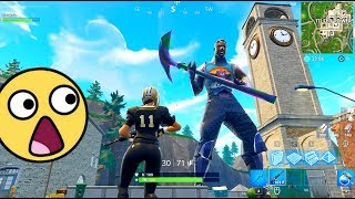 We Broke PLAYGROUND 4.0 in Fortnite Battle Royale - GIANT GLITCH