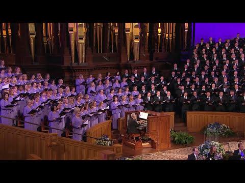 The Spirit of God - Mormon Tabernacle Choir