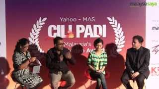 Yahoo! - MAS Cili Padi Awards Press Conference @ TGV Luxe Hall, 1 Utama.