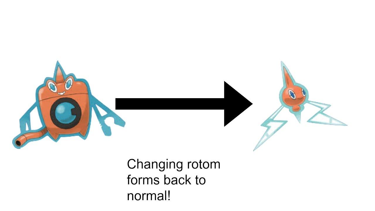 Roblox pokemon brick bronze - How to change rotom's form back to ...