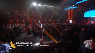 New Songs Like Kirk Franklin - Strong God Recommendations