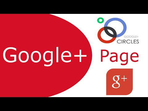 How to create Google plus page | 2016 | Quick tutorial