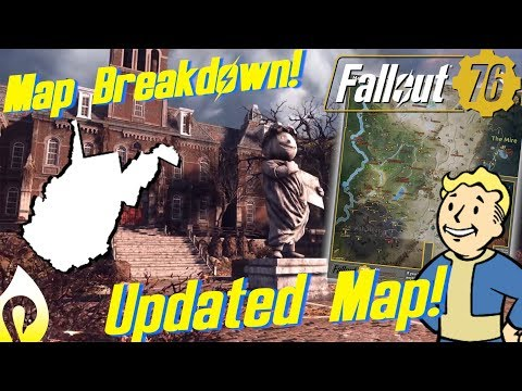 West Virginians Break Down the Fallout 76 Map thumbnail