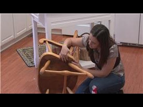 Housekeeping Tips : How Do You Clean Mold From Wood Furniture?