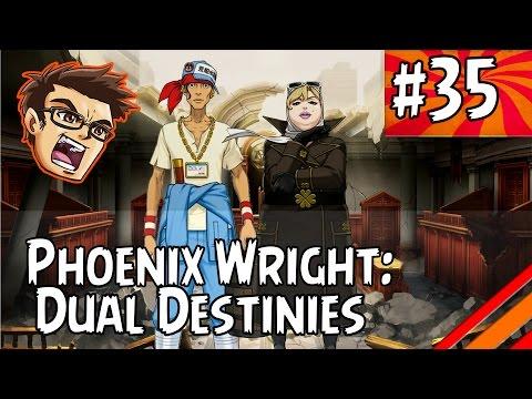 "Phoenix Wright: Dual Destinies | ""Behind the Scenes"" | Part 35"