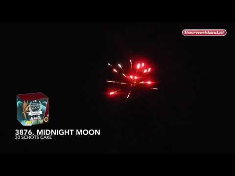 3876 Midnight Moon - Universe Collection - Vuurwerkland