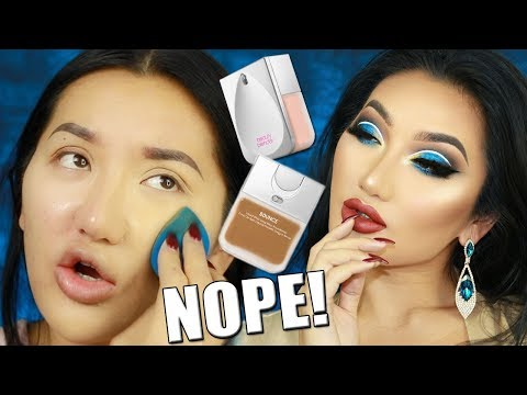 TESTING NEW MAKEUP GRWM - IM NOT IMPRESSED! WHY YOUR NOT GROWING ON SOCIAL MEDIA thumbnail