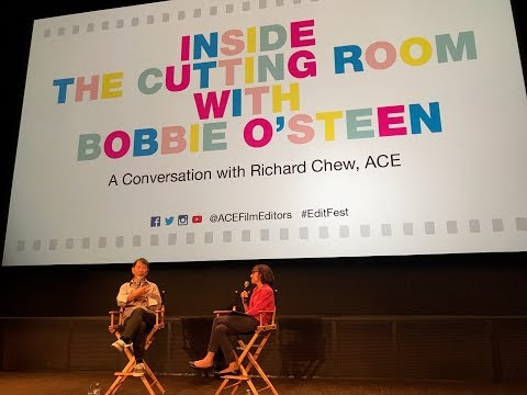 EDITFEST L.A 2017 - Film Editor Richard Chew ACE discusses his work on Star Wars