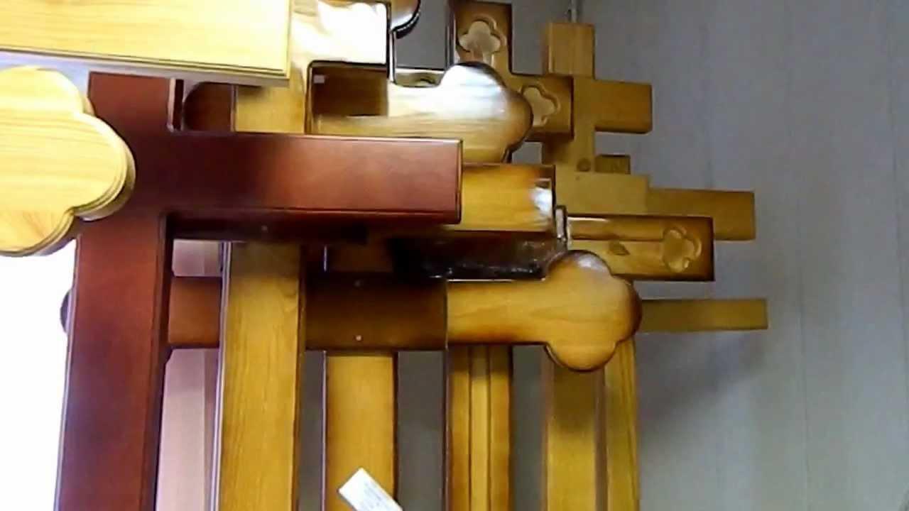 2_Установка креста на могилу Ю.Д. Щеглова - YouTube